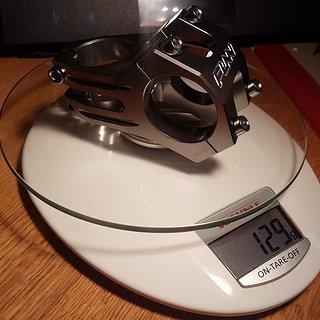 Gewicht FUNN Vorbau Funnduro Ø35mm / 45mm