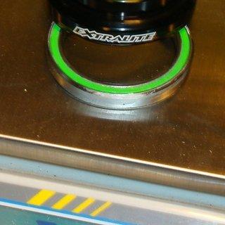 Gewicht Extralite Steuersatz ultrabottom 44mm