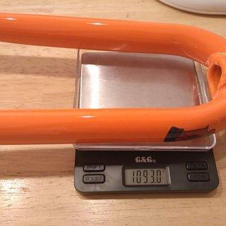 """Gewicht Planet X Starrgabel Holdsworth La Quelda 28"""", 1-1/8"""", 300 mm"""
