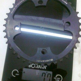 Gewicht Blackspire Kettenblatt Mono Veloce 104mm, 39Z