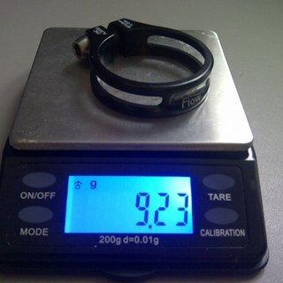 Gewicht Force Flow Sattelklemme SC 2 34,9mm