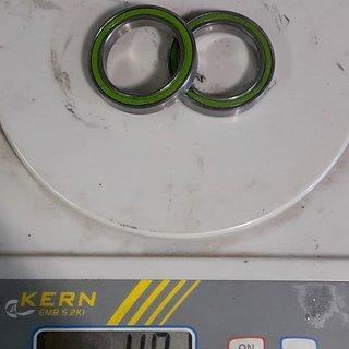 Gewicht FSA Innenlager BB30 6806 2RS 46mm / 30mm