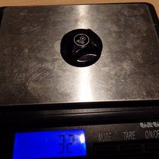 Gewicht Rock Shox Weiteres/Unsortiertes Ventildeckel AV f. Luftgabeln AV