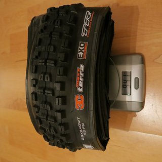 "Gewicht Maxxis Reifen MINION DHR II TR 3C EXO MaxxTerra 29"" x 2.40 WT"