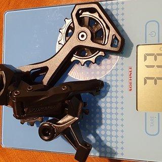 Gewicht MicroShift Schaltwerk Advent X - RD-M6205AM