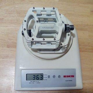 Gewicht Fun Works Pedale (Platform) Mag 360 95x95x22mm