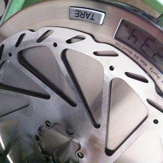Gewicht Avid Bremsscheibe G2 CleanSweep 203mm