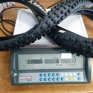 Gewicht Schwalbe Reifen Magic Mary Bikepark 26x2,35 / 60-559