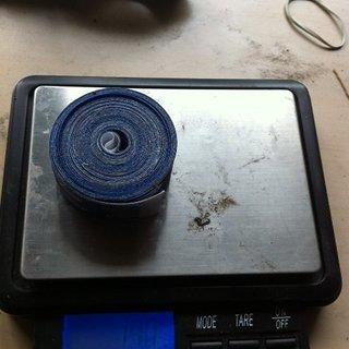 "Gewicht Schwalbe Felgenband 28"" Felgenband 18mm 18-622"