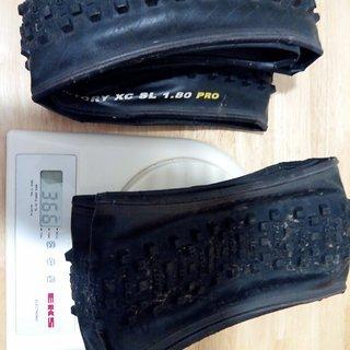 "Gewicht Tioga Reifen Factory XC SL 1.80 PRO 26x1,8"", 44-559"