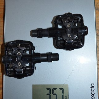 Gewicht Ritchey Pedale (Klick) Logic Comp