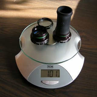 Gewicht FSA Innenlager BB-7000 (MTB) HTII, 68/73mm, BSA