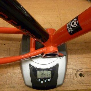 Gewicht NS-Bikes Hardtail Eccentric Cromo L