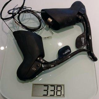 Gewicht SRAM Brems-/Schalthebel-Kombi Red 22 Brems-Schalthebel mechanisch