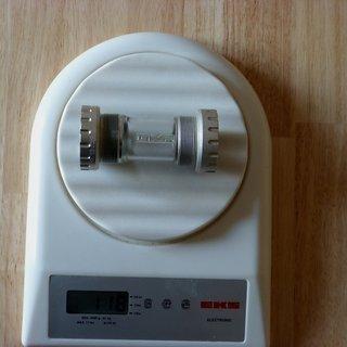 Gewicht SRAM Innenlager Rival GXP, 68/73mm, BSA