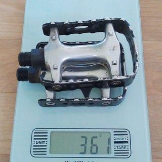 Gewicht Corratec Pedale (Platform) MTB Pedale 85x63x22mm