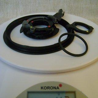Gewicht Shimano Nabenschaltungen Alfine 8 Schaltansteuerung