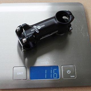 Gewicht BBB Vorbau BHS-1 Ultraforce 80mm (31.6mm)