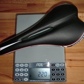 Gewicht Ritchey Sattel Pro Biomax