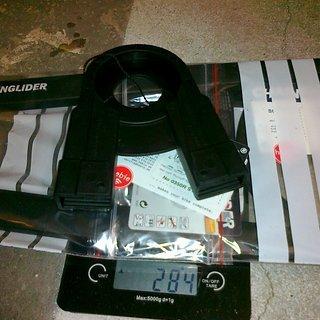 Gewicht Hebie Kettenführung Chainglider 350 42Z, Rohloff