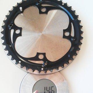 Gewicht Truvativ Kettenblatt 42-V4 104mm, 42Z