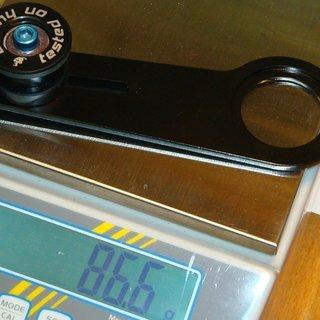 Gewicht Shaman Kettenführung racing 3-fach