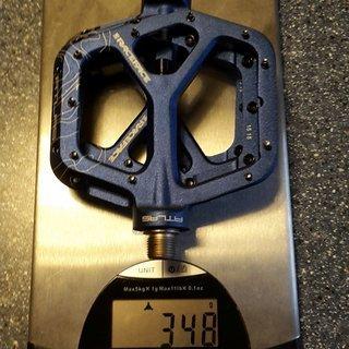 Gewicht Race Face Pedale (Platform) Atlas