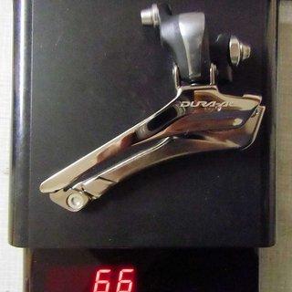 Gewicht Shimano Umwerfer Dura Ace FD-7900F Anlöt