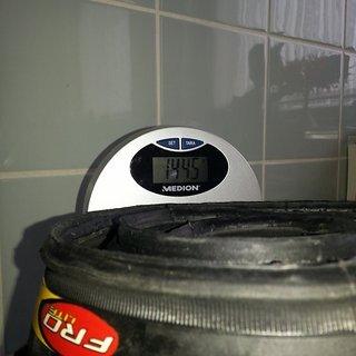 """Gewicht Intense Reifen Fro Lite DH 909 26x2.7"""""""