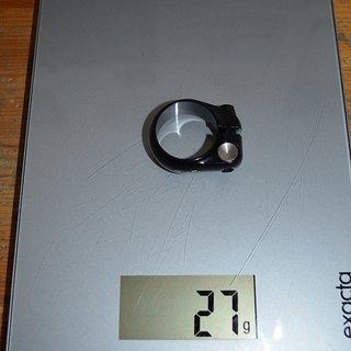 Gewicht Salsa Sattelklemme LipLock 32