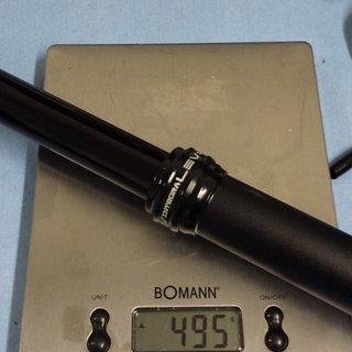 Gewicht Kind Shock Weiteres/Unsortiertes Kind Shock LEV Integra Sattelstütze 150 MY2016 30,9mmx435mm
