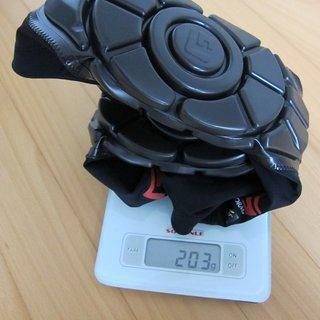 Gewicht G-Form Bekleidung Knee Pads XL