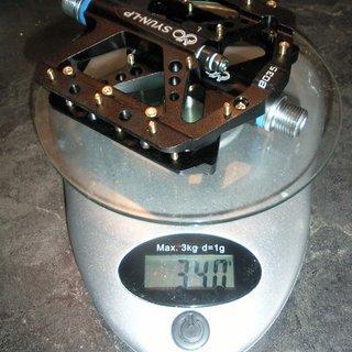Gewicht Syun-LP Pedale (Platform) B035