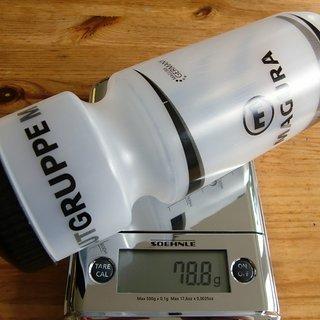 Gewicht Magura Flasche Blutgruppe M Trinkflasche 750 ml