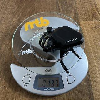Gewicht TRP Brakes Schalthebel TR12