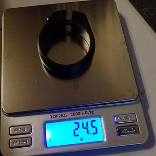 Gewicht Devinci Sattelklemme OEM f. Wilson Carbon 36mm