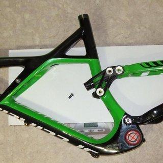 "Gewicht Specialized Full-Suspension Enduro Expert Carbon 26"" M"