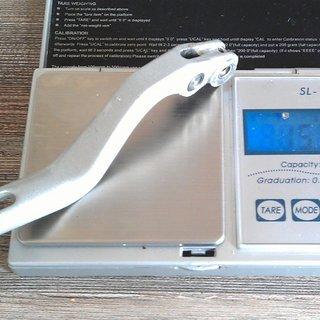 Gewicht Formula Weiteres/Unsortiertes Bremshebel Magnesium R1, The One,