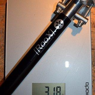 Gewicht RooX Sattelstütze Roox Seatpost 26,8 x 420