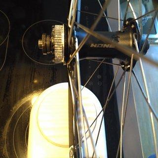 "Gewicht Shimano Systemlaufräder Hone HB-M600 - Syncros AM DS28 - DT Revolution/Competition 26"", VR, 100mm/QR"