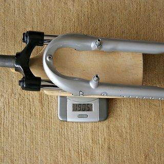 """Gewicht RST Federgabel TR-Pro T8 28"""" 700c 1 1/8"""""""