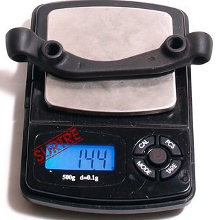 Gewicht Avid Scheibenbremsadapter Adapter IS >>> PM +0