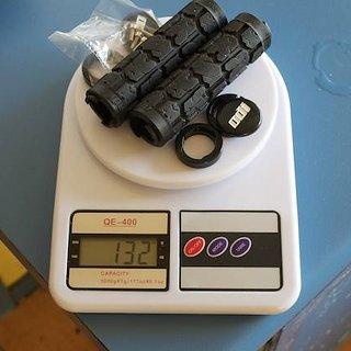 Gewicht ODI Griffe Rogue Lock-On
