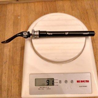 Gewicht Manitou Spannachse Hexlock 100x15