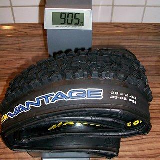 """Gewicht Maxxis Reifen ADvantage 26x2.4"""", 56/58-559"""