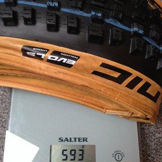 """Gewicht Schwalbe Reifen Nobby Nic Evo ADDIX Speedgrip LS Classic Ltd. Edition 26"""" Faltreifen 26"""""""