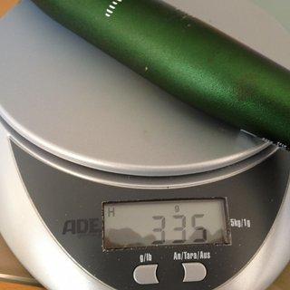 Gewicht Race Face Lenker Atlas FR Riser 31.8mm, 785mm