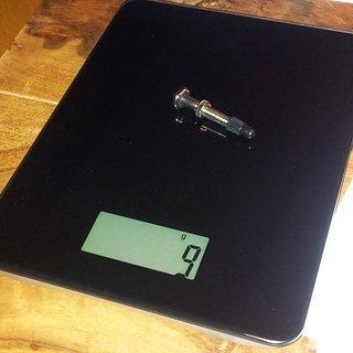 Gewicht Bontrager Weiteres/Unsortiertes Bontrager Ventil