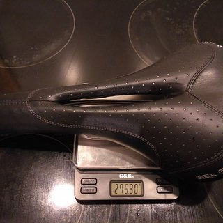 Gewicht Selle Italia Sattel Flite Classic Gel Flow 280x143 mm