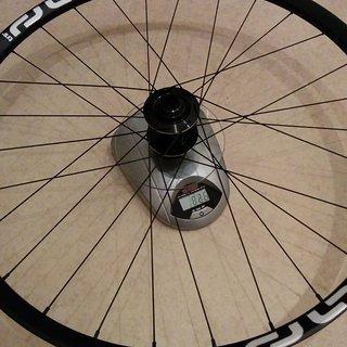 Gewicht e-thirteen Systemlaufräder TRS+ Enduro 27,5, VR
